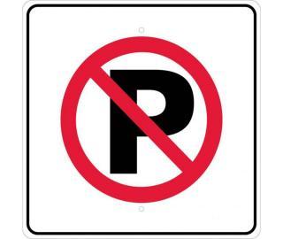 Parking Ban